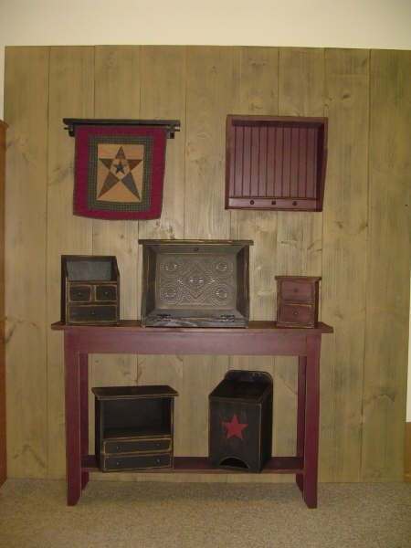 Primitive Woods Home Decor