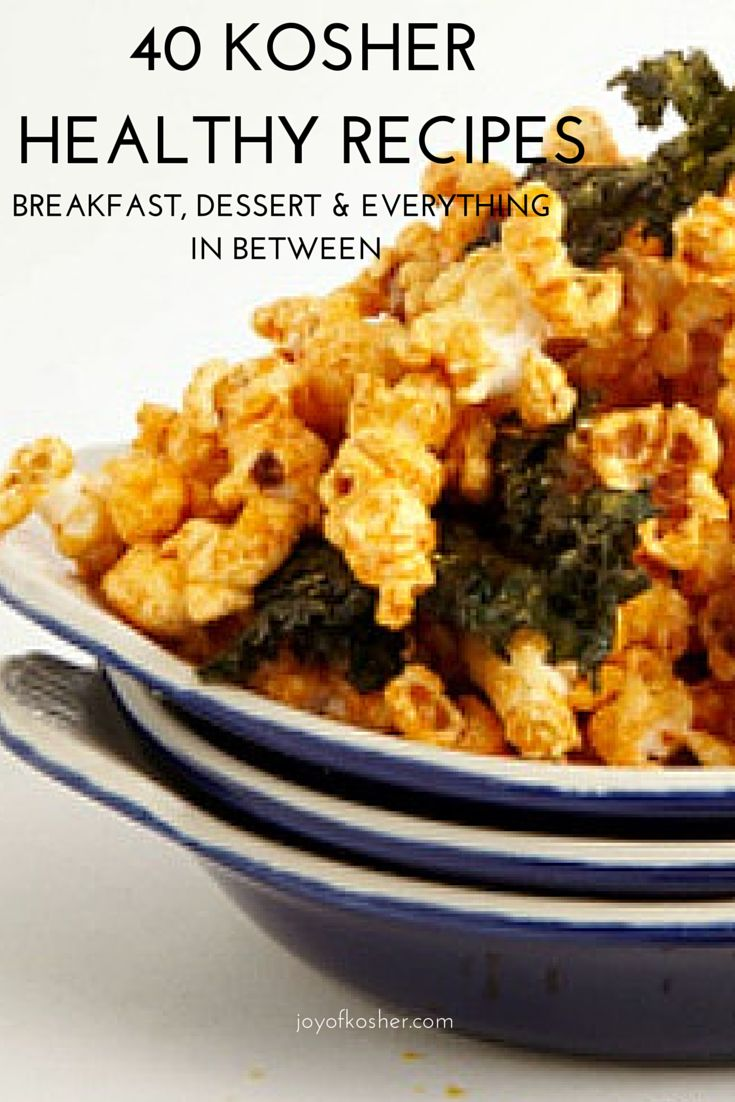 Bereshis and New Beginnings: Healthy All-Day Recipes | Joy of Kosher with Jamie Geller