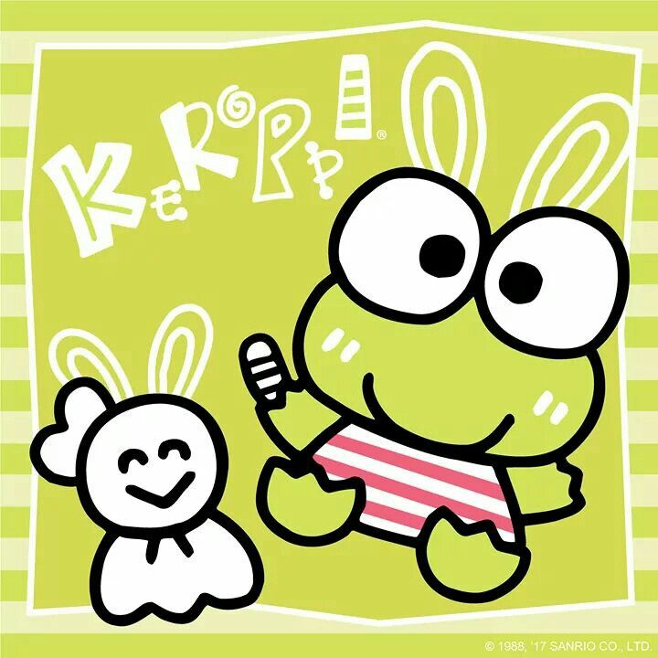Keroppi Wallpaper Wallpapers: 10 Best Keroppi. In Green All In 1 Images On Pinterest