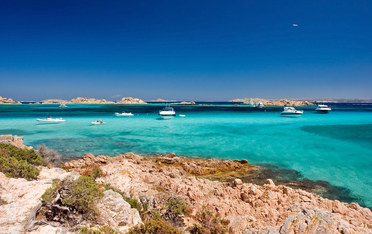 Arcipelago della Maddalena - Olbia #Italy