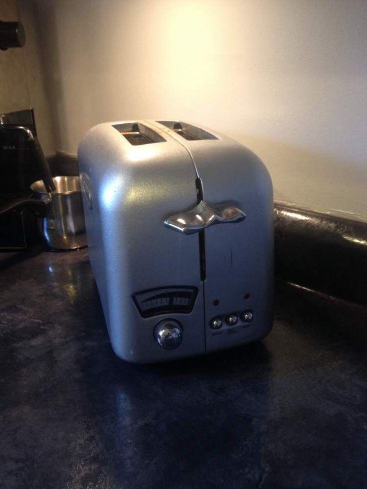 Awesome Retro Toaster