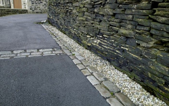 tarmac with granite setts - Google Search