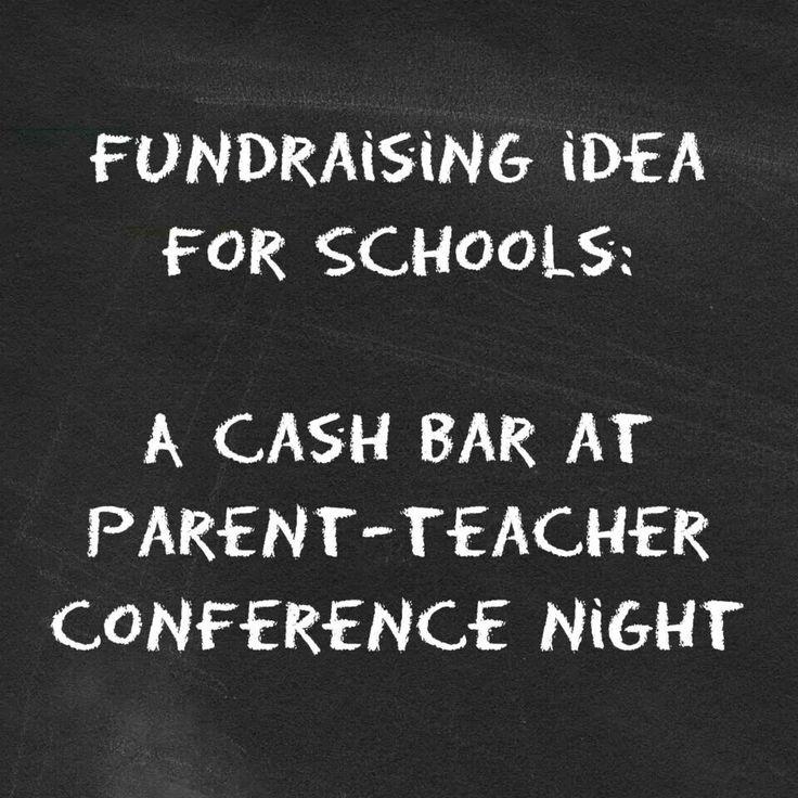 Fundraising Idea for Schools Funny quotes, Mom humor