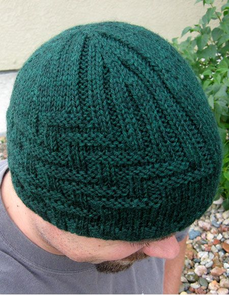 Berruti Hat - Knitting Patterns and Crochet Patterns from KnitPicks.com