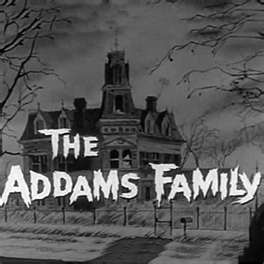 The Addams Family House Where Every Night is Halloween
