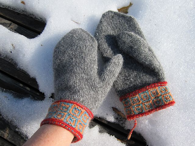 800 best images about Knitting: Hands - Mittens on Pinterest