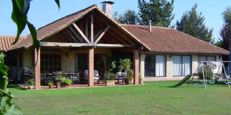 Foto: Casa Estilo Chilena de B-arquitectura #45856 - Habitissimo