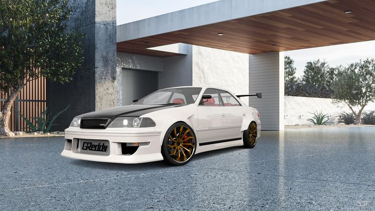 Checkout my tuning #Toyota #MarkIIX100 1999 at 3DTuning #3dtuning #tuning