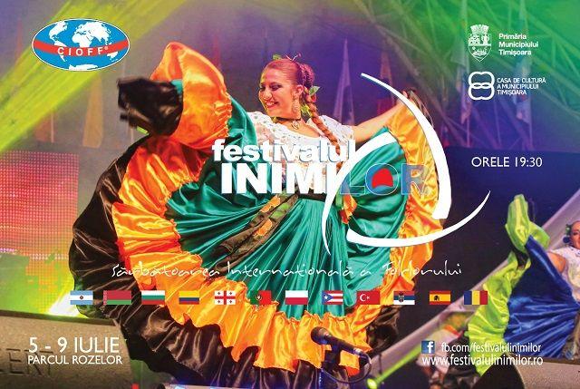 Festivalul Inimilor – Sarbatoarea folclorului mondial   timisoaraazi