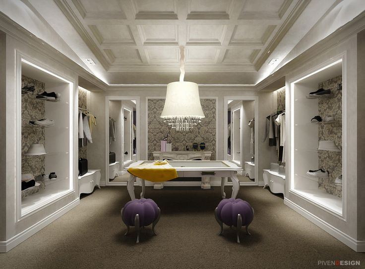 Интерьер бутика в Грозный-сити #boutiquedesign
