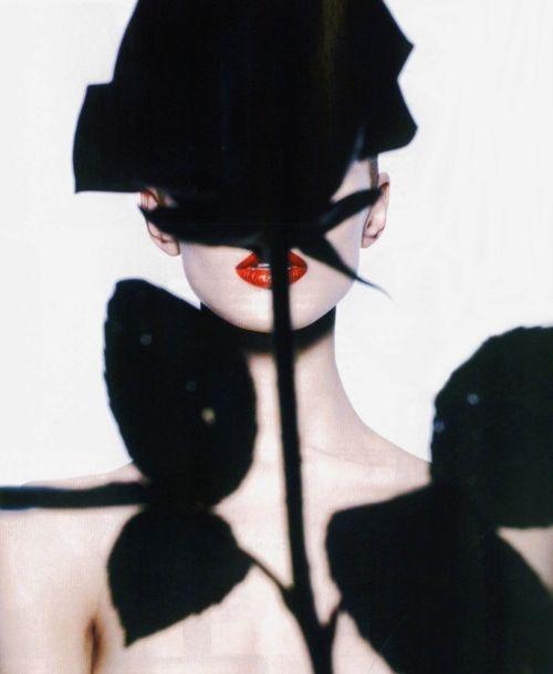 moldavia:    Olga Sherer in Vogue Turkey March 2010 by Ben Hassett