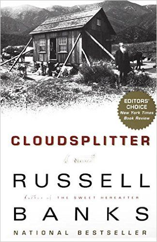 122 best historical fiction images on pinterest historical fiction cloudsplitter a novel by russell banks university library ps 3552 a49 c57 1999 fandeluxe Gallery