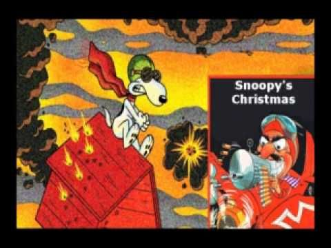 """ROYAL GUARDSMEN - """"Snoopy's Christmas"""" (The COMPLETE 6:09 Story!) This is what I think of when I think of Christmas music :)"""