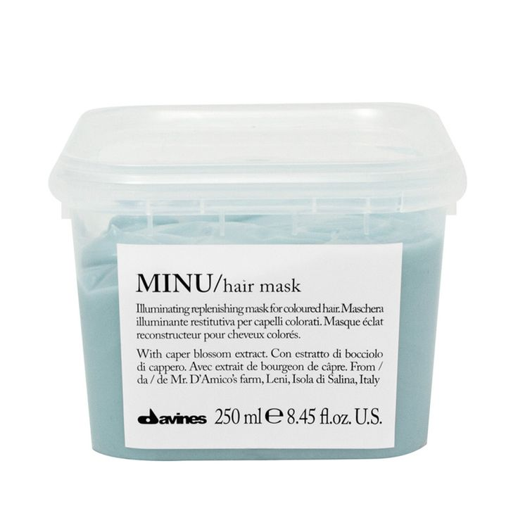 Davines Minu Coloured Hair Mask 250ml UK