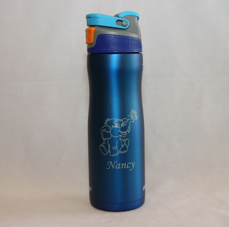20 oz Blue Contigo water bottles- is there an elephant in the room?
