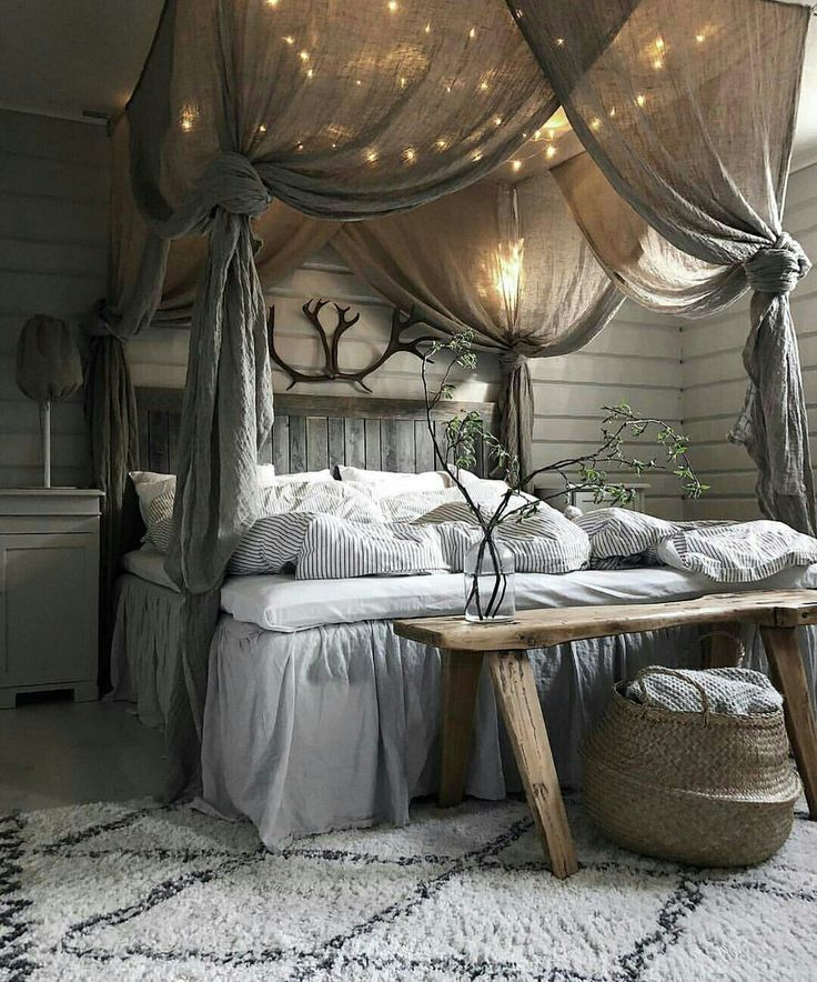 Schlafzimmerinspo / Image Via Instagram #bedroom #design #home #decor #inspiration