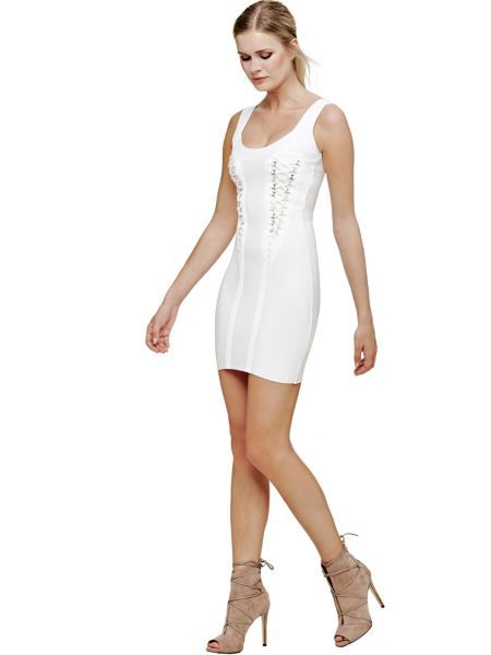 Robe Marciano Lacets