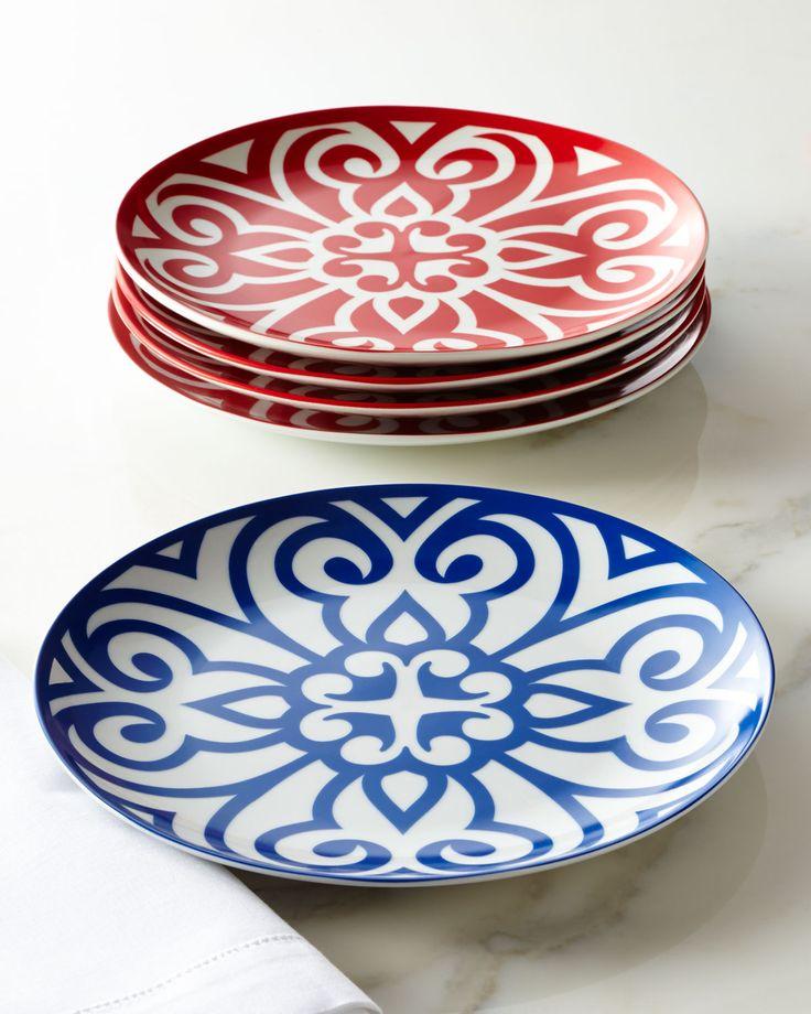 Portion-Control Dinner Plates - Neiman Marcus