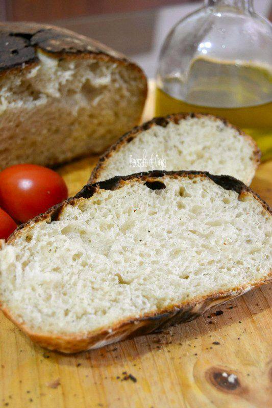 Pane con lievito madre e birra
