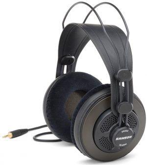 Samson-sr850 8 Good n Cheap Headphones with Studio Quality Sound: under $50 http://ehomerecordingstudio.com/good-cheap-headphones/