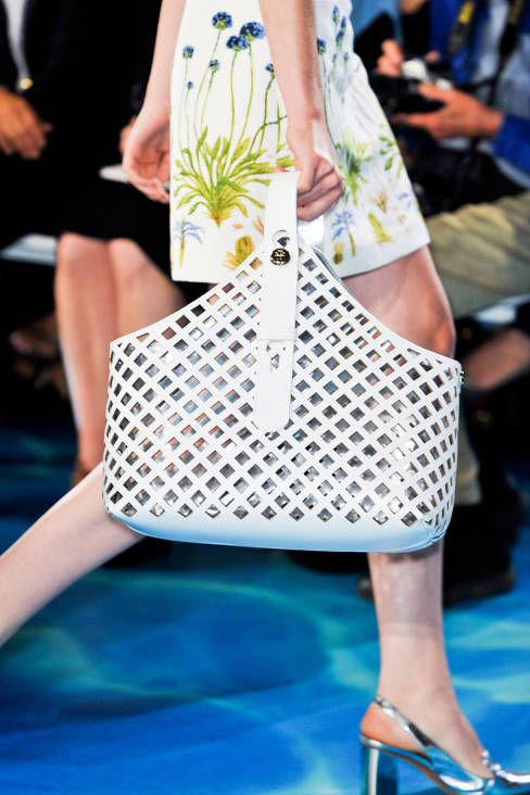 Tory Burch Spring 2014 Ready-to-Wear Detail
