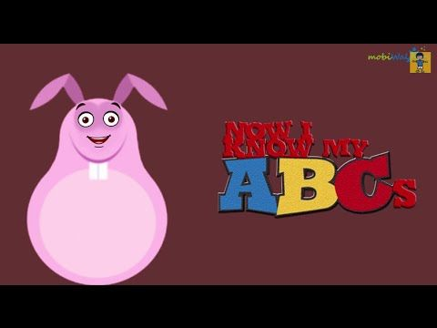 funny easter bunny cartoon abc songs for children | abc alphabet songs |...