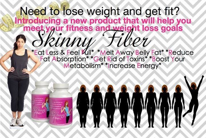 Skinny Fiber is an all natural weight management supplement. It's in a capsule form,or Follow me: To order your Skinny Fiber and get started please go to http://JennyPardue.WealthyAndTrim.com so I can personally help YOU on your journey to a healthier and happier life!  http://JennyPardue.SBC90.com