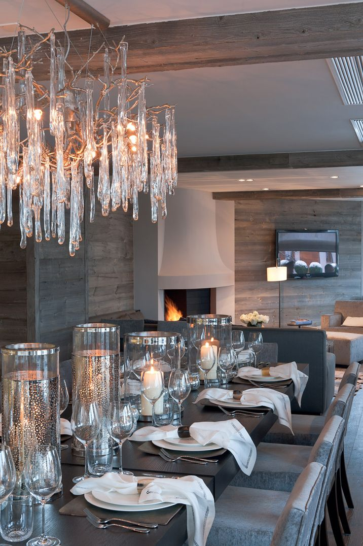 The Paper Mulberry: || LUXURY SKI LODGE | No.14 Verbier