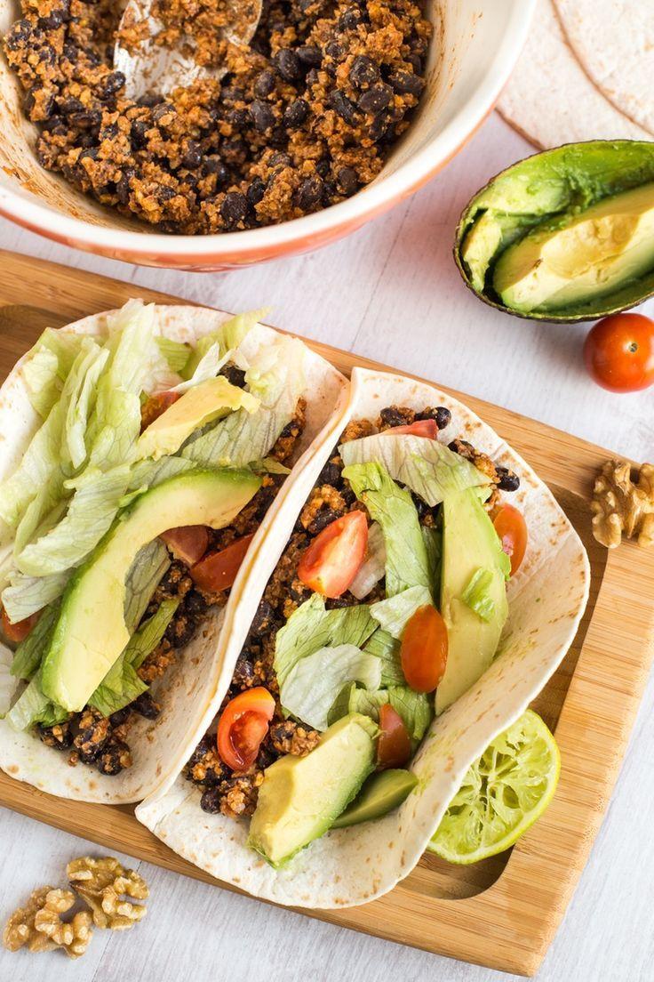 Healthy Walnut Tacos Recipe