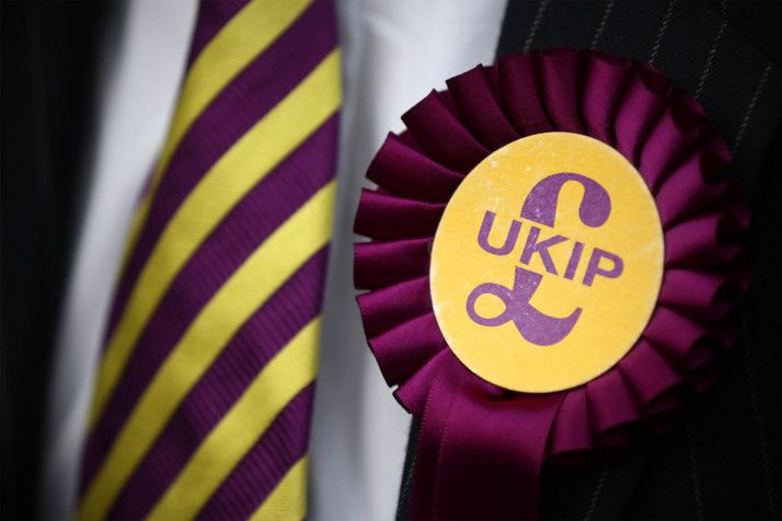 Nigel Farage's party told to repay misspent EU funds.