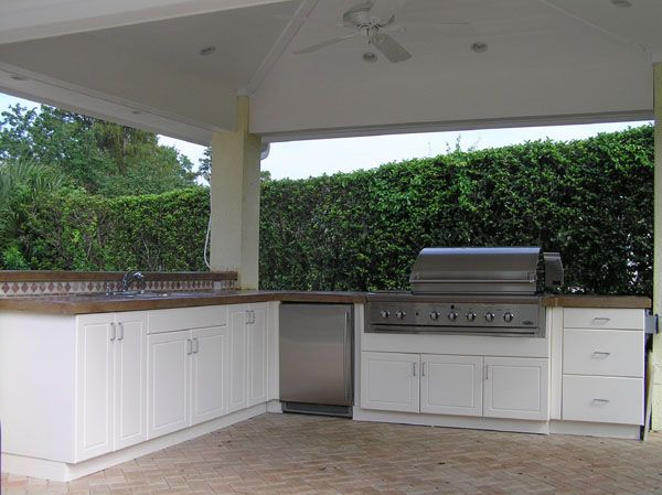 Perfect Outdoor Kitchen Cabinet Ideas | Pictures Photos Of Home House Designs Ideas