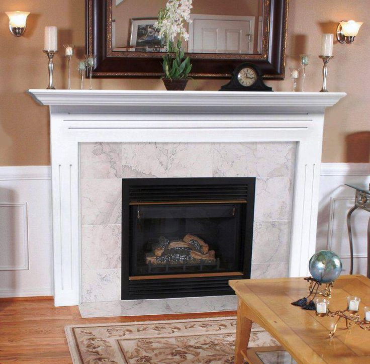 Best Fireplace Tile Ideas Images On Pinterest Fireplace Tile - Brick fireplace tile ideas