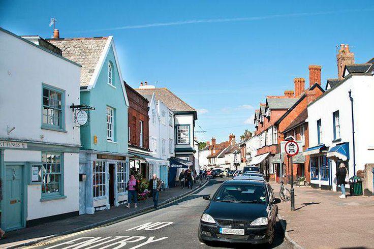 Topsham, Devon