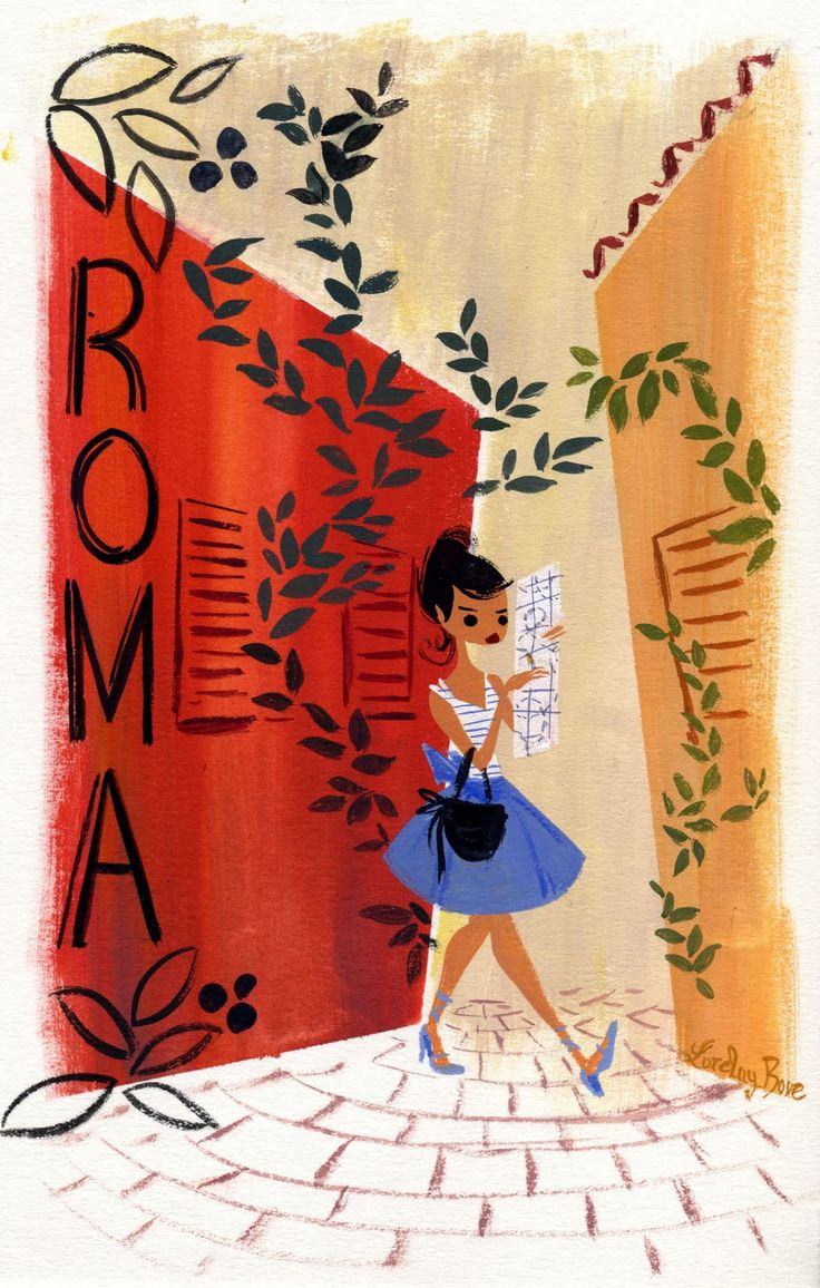 Roma © LORELAY BOVE