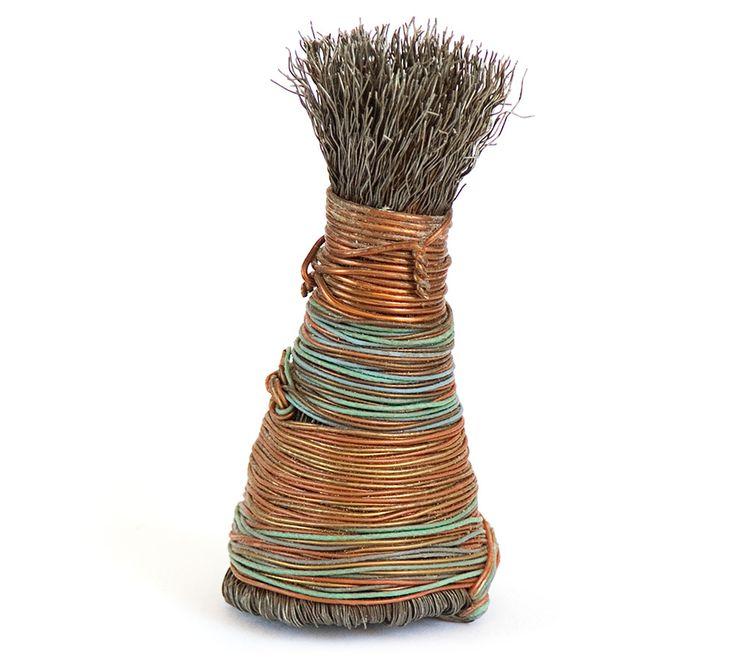 Brush #vladimirarkhipov #foundart #владимирархипов #otherthingsmuseum