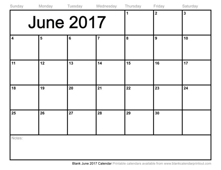 21 Best June Month Images On Pinterest Daily Printable Calendar