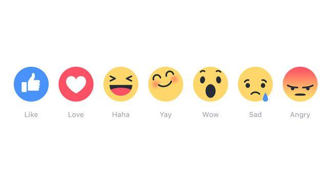 Mantenimiento y Reparacion de Computadoras: Los Nuevos Botones De Reacción En Facebook Finalmente Llegarán A Todo El Mundo