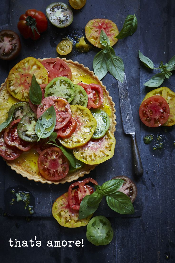 1000+ images about Tarts Aplenty on Pinterest | Tarts, Savoury tarts ...