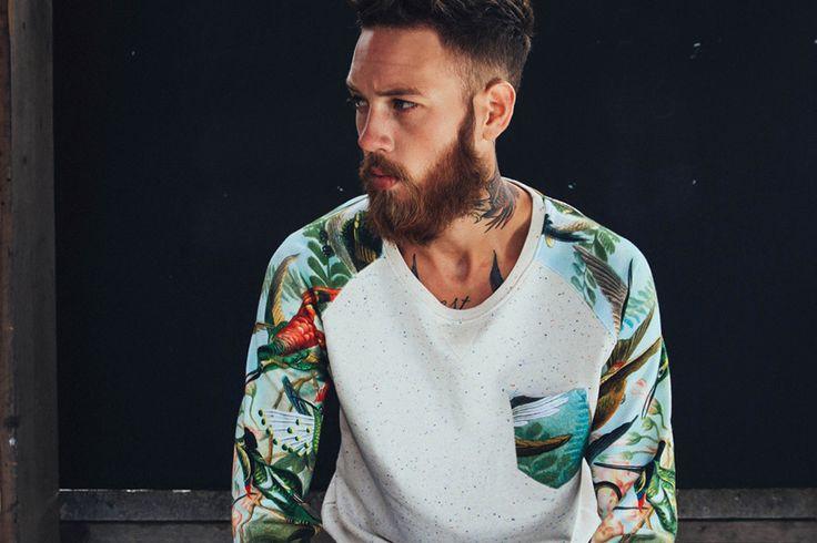 Two Angle Spring/Summer 2014 Men's Lookbook | FashionBeans.com