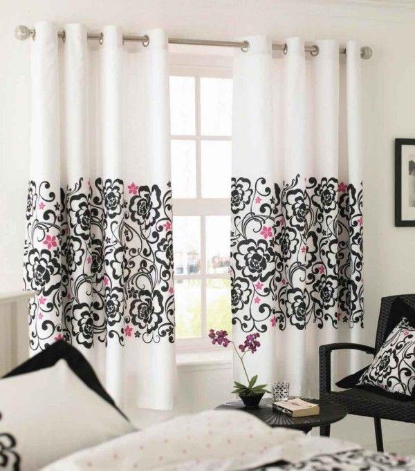 17 melhores ideias sobre cortinas para sala no pinterest ...