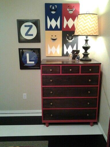 13 best Power Ranger Bedroom images on Pinterest | Baby rooms ...