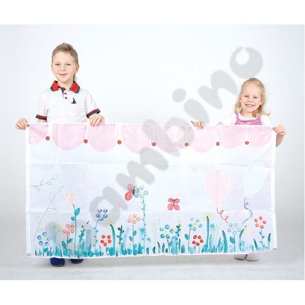 Zestaw 2 nylonowych banerów do dekorowania  http://www.mojebambino.pl/produkty-do-ozdabiania/666-zestaw-2-nylonowych-banerow.html