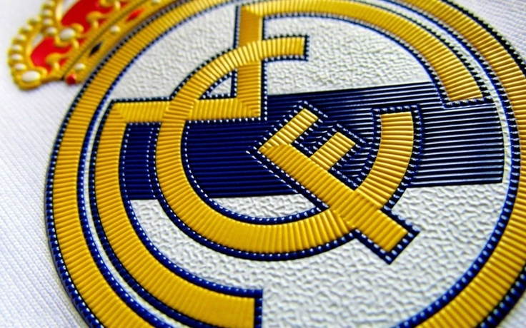 real madrid logo madridista hala madrid pinterest. Black Bedroom Furniture Sets. Home Design Ideas