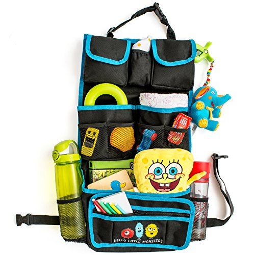 25 best ideas about backseat car organizer on pinterest car seat organizer car organization for Travel gear car