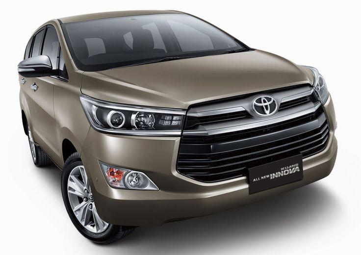 Toyota kijang innova sang legenda