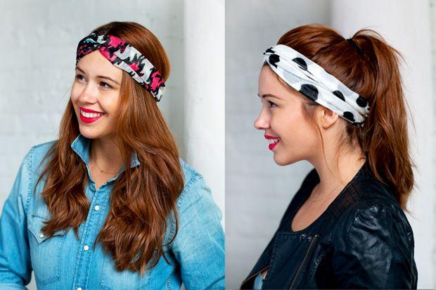Hazlo tú misma: vincha estilo turbante | eHow en Español