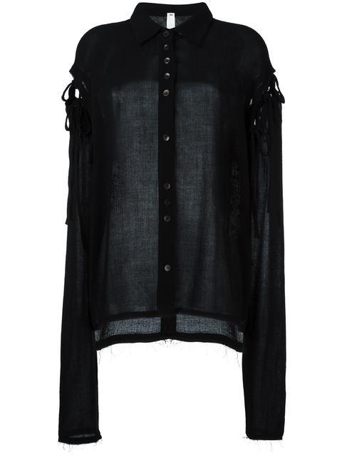 DAMIR DOMA 'Strauss' shirt. #damirdoma #cloth #shirt