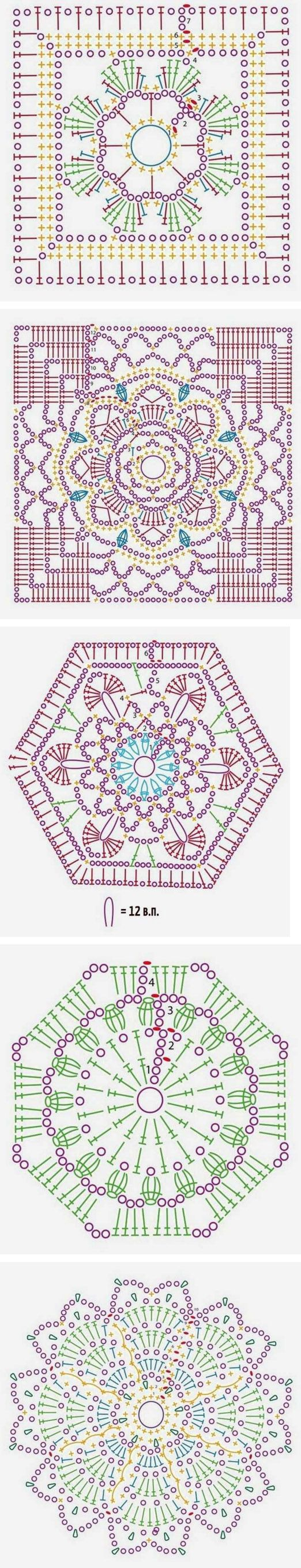 Cute crochet patterns                                                                                                                                                                                 Má