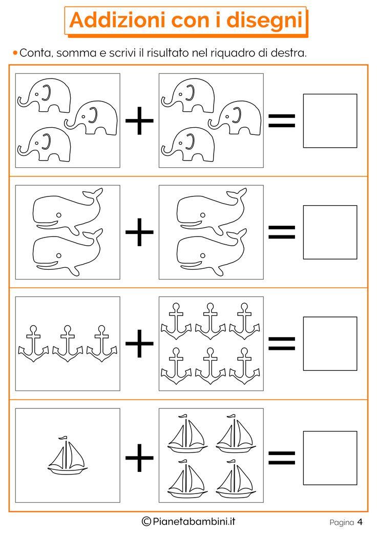 Risultati immagini per domino addizioni entro il 10