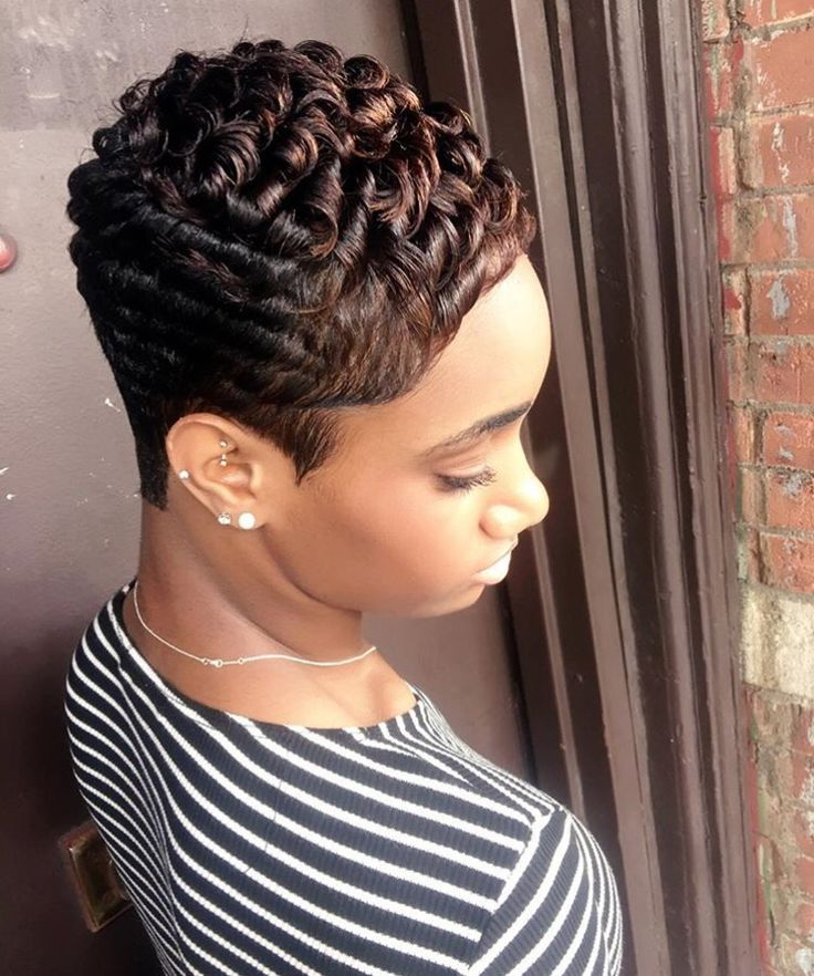 993 best FIERCE SHORT HAIR! images on Pinterest   Short